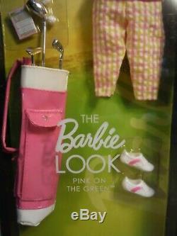 Barbie Rechercher Tea Party / Rose On The Green & On The Red Carpet Fashions Nouveau