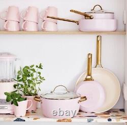 Brand New Green Pan (pink Kitchenaid/cuisinart)cuisine De Cuisine De 10pc