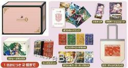 C97 Fire Emblem Fan Box Chiffre Rose Vert Set Comiket Limitée