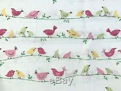 Grange Poterie Enfants Penelope Oiseau Fiche Full Set Rose Vert