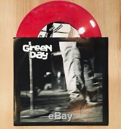 Green Day Sweet Children 7 Rare Vinyl Rose