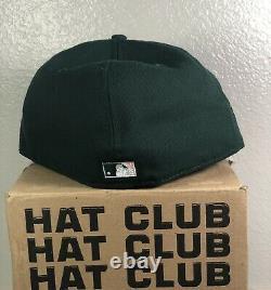 Hat Club Exclusif Toronto Blue Jays Green Eggs Ham 7 1/2 Pink Bottom Uv