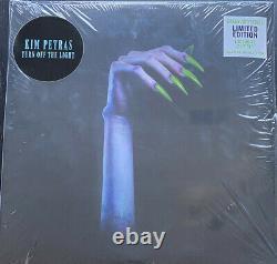 Kim Petras Désactiver The Light Green & Pink Discs 12 Vinyl 2 X Lp Limited Rare