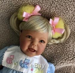Lee Middleton Doll Petite Ballerine Pinknew Vintage Outfitlovely Green Eyes