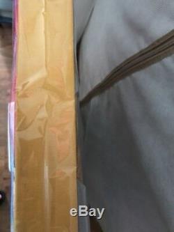Lilly Pulitzer Nouveau Grande Toile Art Rose Vert Bleu Shell Conception Livraison Gratuite