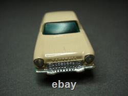 Matchbox Lesney # 22 Vauxhall Cresta En Rose / Sea Côtés Verts (très Rare)