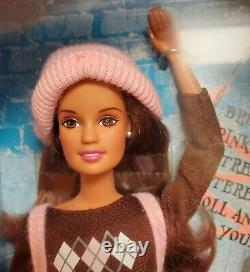 Mattel Cool Blue Barbie, Perfect Rose Teresa Et Extreme Green Skipper Rare Set