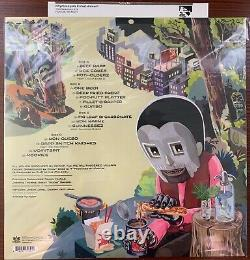 Mf Doom Mm. Food Vinyl Authentic Pink & Green Lp Limited Edition Release