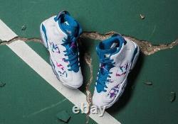 Nike Air Jordan 6 Rétro Gs White Pink Green 543390-153 Jeunesse 6,5 Femmes 8