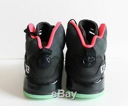 Nike Air Jordan Spizike ID Noir-vert-roses Sz 11 605237-997