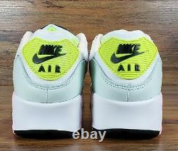Nike Air Max 90 Pastel De Pâques Blanc Vert Rose Taille Femme 9 Cz1617 100