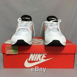 Nike Air Max 93 Uk11 306551-105 Blanc Miami Vice Us12 Vert Rose 1 46 Euros 80 90