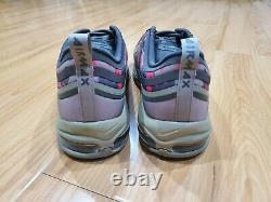 Nike Air Max 97 Ultra Rose Camo Vert Olive Beige Noir Ah9946-201 Taille 13