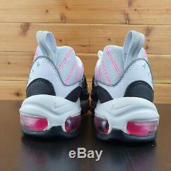 Nike Air Max 98 South Beach Rose Blanc Noir Vert Chaussures Femme Ah6799-065