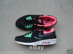 Nike Air Max Light 45 Urban Safari Pack 1 Noir / Rose / Vert Poison