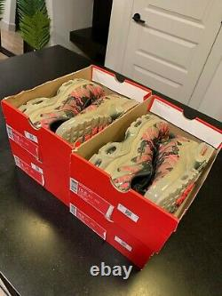 Nike Air Max Plus Tn Digi Camo Chaussures Homme Olive Green Pink Aj4858-200 Nouveau Multi
