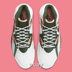Nike Air Trainer Sc Haute Blanc Rose Vert Taille 12.5 Cu6672-100