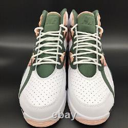 Nike Air Trainer Sc High White Pink Green Cu6672-100 Sz 8-13 Bo Jackson