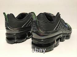 Nike Air Vapormax 360 Ck2718-003 Black Pink Blast Green Strike Chaussures Homme Sz 11