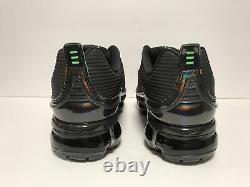 Nike Air Vapormax 360 Ck2718-003 Black Pink Blast Green Strike Chaussures Sz 10