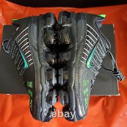 Nike Air Vapormax 360 Ck2718-003 Black Pink Blast Green Strike Taille Homme 9