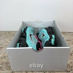 Nike Air Vapormax Flyknit 3 South Beach Hommes 15 Vert Rose Noir Aj6900 323