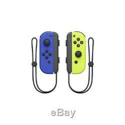 Nintendo Commutateur Joy-con Wireless Controller Produit Officiel Scellé En Usine
