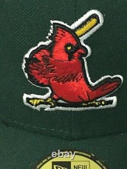 Nouveau Era Green Eggs & Ham Stl Cardinals 1964 Ws Pink Uv Hat Club Exclusive 7 1/4