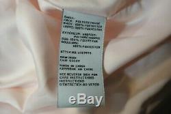 Nouveau Kate Spade À New York Color Block Manteau En Rose / Vert XL # C760