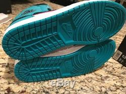 Nouveau Nike Air Jordan 1 3 4 MID South Beach Turbo Vert Hyper Pink 852542 306 13