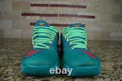 Nouveau Nike Air Zoom Kd 6 Kevin Durant VI Elite Hommes Taille 10 642838 300 Vert Rose