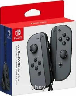 Nouveau Nintendo Switch Joy Con Contrôleur Sans Fil Choisir Votre Couleur Officielle