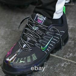 Nouvelle Nike Air Vapormax 360 Ck2718-003 Black Pink Blast Green Strike Taille Homme 12