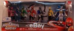Rangers Super Power Megaforce Action Pack Prince-vekar rouge Bleu Vert Rose Misb