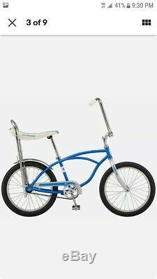 Schwinn Sting-ray 125 Vélos Nib Choix De Couleur Coopertone, Vert, Rose Bleu