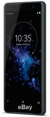 Sony Xperia Xz2 Compact H8314 (usine Déverrouillée) 64 Go 5 Lte Noir Rose Argent