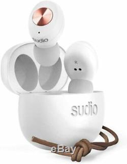 Sudio Tolv Vrai Bluetooth Sans Fil Écouteurs Intra-auriculaires Écouteurs Rose / Blanc Vert