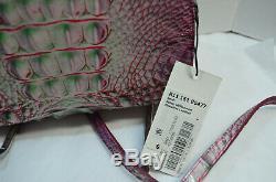 Tn-o $ 225 Brahmane Leah Julep Rose Vert Ombre Melbourne Crossbody