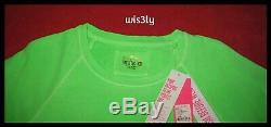 Tn-o Lilly Pulitzer Beach Comber Pull Rose Vert Patina L Complet Rare