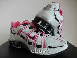 Wmns Nike Shox Turbo + ID Mint Green-rose-noir Sz 7.5 317674-992
